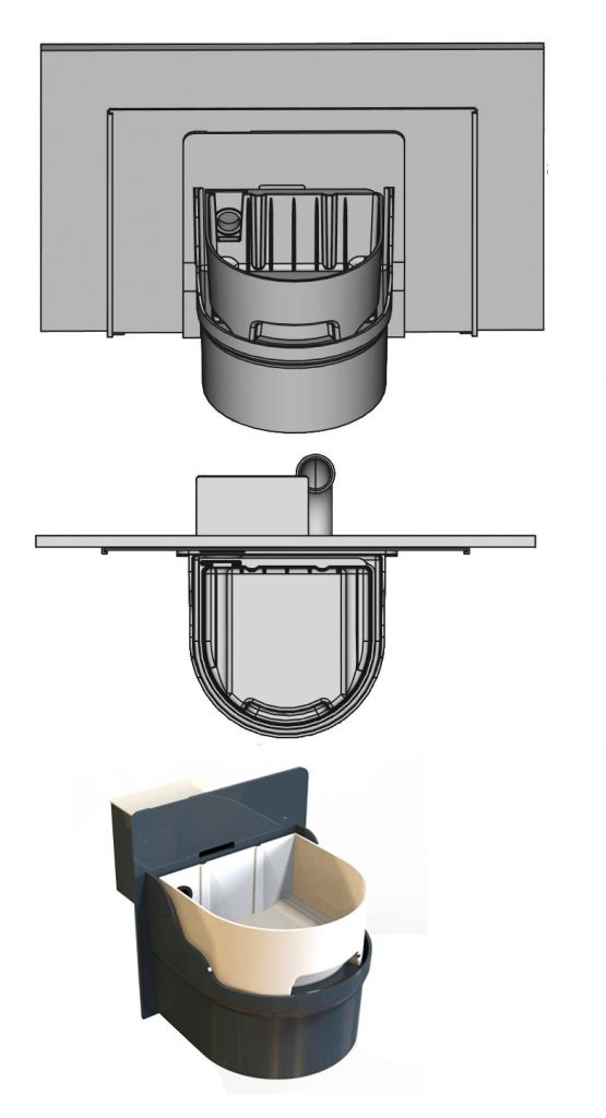Perpetual Well Drinking Fountain Prototypes Drawings