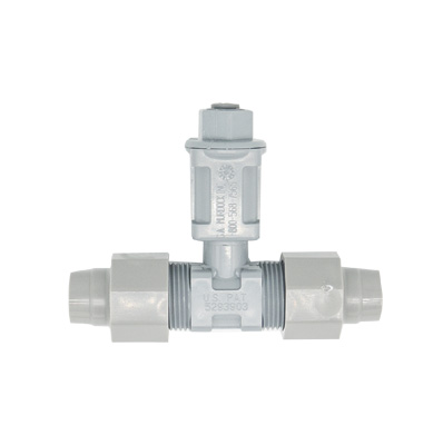 Perpetual-Well-Compression-T-shut-off-valve
