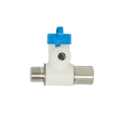 1/4 Inch angle stop valve